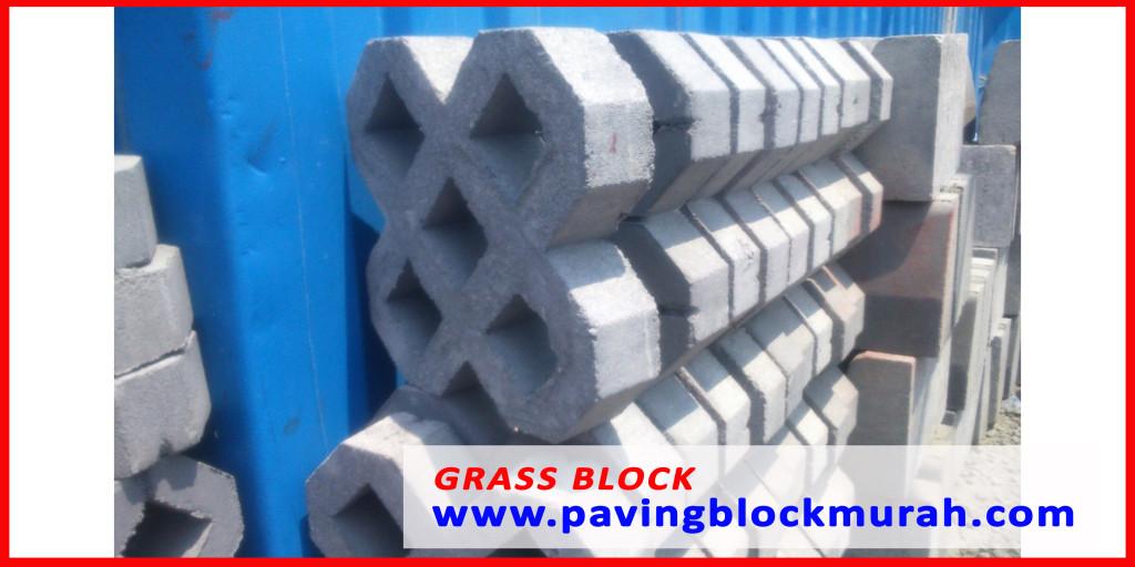 Paving Block Rumput Taman